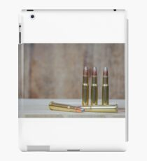 30 30 Shells background iPad Case/Skin