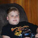 Corey  Just Relaxing by Brandie1