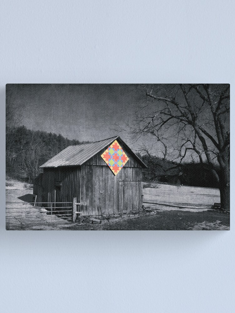 Alternate view of Somewhat Optimistic Canvas Print