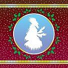 Jack Frost - Robin-red Fresco by Hypnogoria