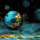 Falling Stars (Viriditas) by RosaCobos