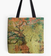 """Endless Forest"" Tote Bag"