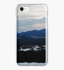 Snow Mountain iPhone Case/Skin