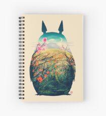 Tonari No Totoro Spiral Notebook