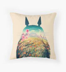 Tonari No Totoro Floor Pillow
