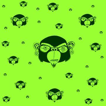 Bazooka Bliss's Monk Pattern by BazookaBliss