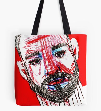 BAANTAL / Hominis / Faces #11 Tote Bag