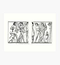 Adrien Allmer Catalogue Sommaire des Musées de la Ville de Lyon 1887 0004 Art Print