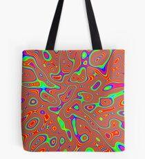 Abstract random colors #3 Tote Bag