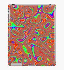 Abstract random colors #3 iPad Case/Skin