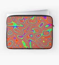 Abstract random colors #3 Laptop Sleeve