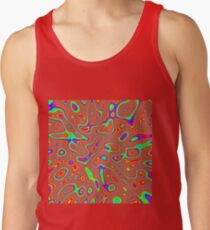 Abstract random colors #3 Tank Top