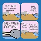Reusable Content 2019 (Horned Warrior Friends) by jezkemp