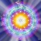 Sacred Geometry 28 by Endre