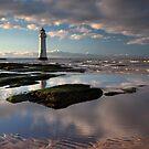 Perch Rock Lighthouse by SteveMG