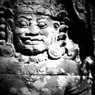 stone spirit, siem reap, cambodia by tiro