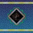 Opening the Box - Blue Fresco by Hypnogoria