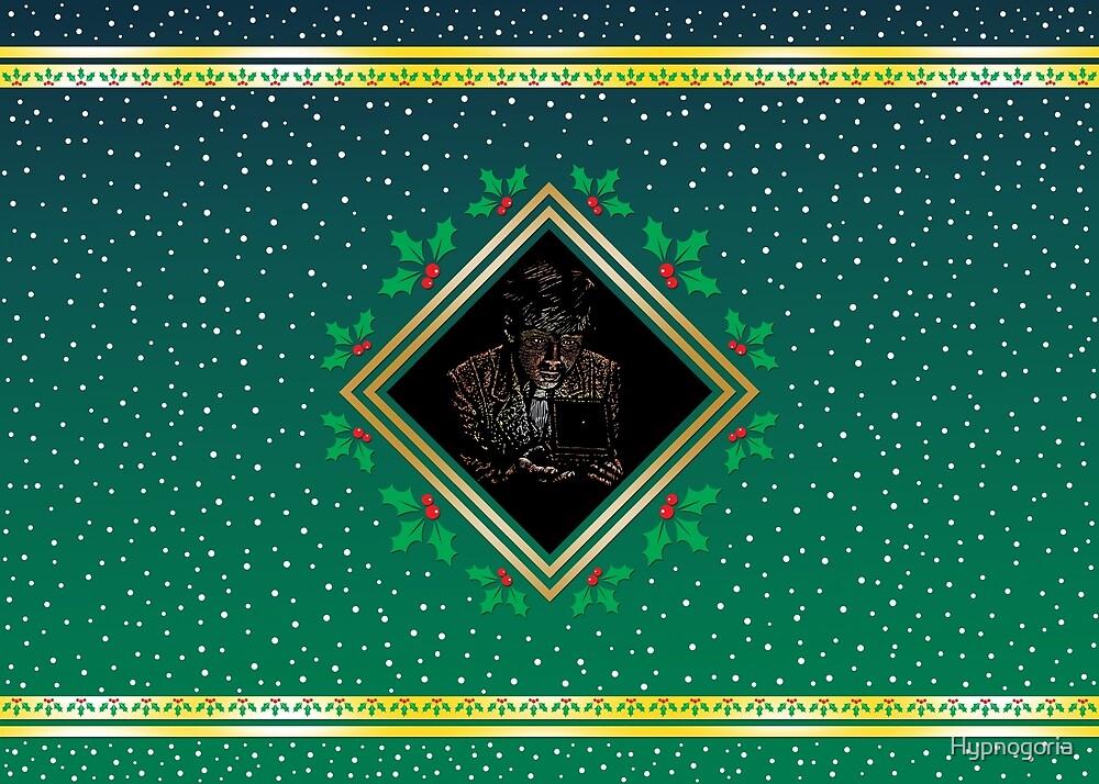Opening the Box - Green Fresco by Hypnogoria