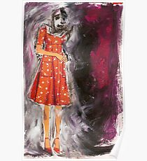 lonely girl, 2011 Poster