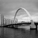 Squinty Bridge by Doug Cook