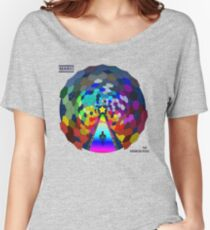 The rainbow road Women's Relaxed Fit T-Shirt