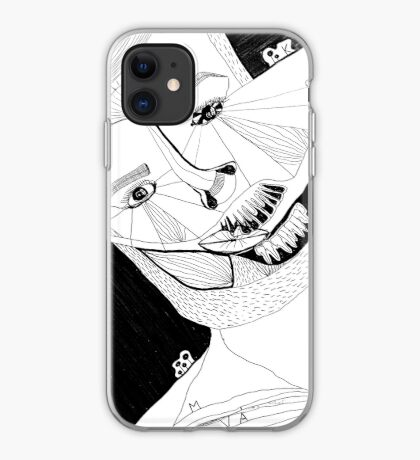 BAANTAL / Hominis ! Faces #12 iPhone Case