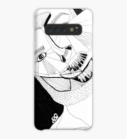 BAANTAL / Hominis ! Faces #12 Case/Skin for Samsung Galaxy