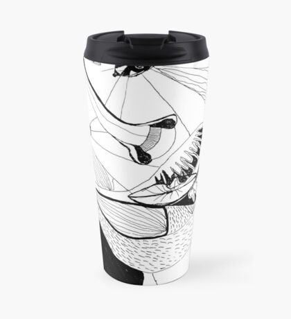 BAANTAL / Hominis ! Faces #12 Travel Mug