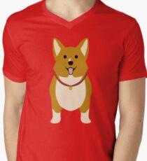 Ein V-Neck T-Shirt