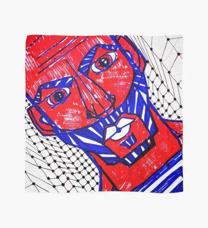 BAANTAL / Hominis / Faces #13 Scarf