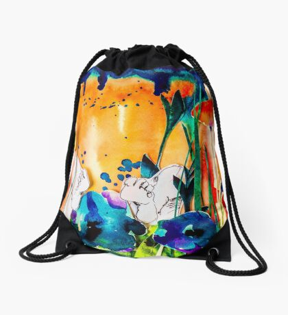 BAANTAL / Pollinate / Evolution #9 Drawstring Bag