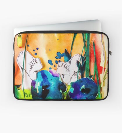 BAANTAL / Pollinate / Evolution #9 Laptop Sleeve