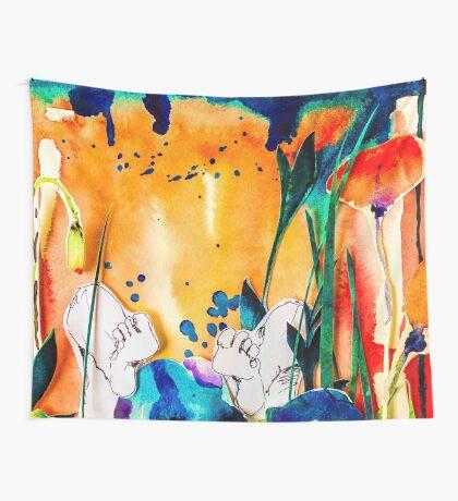 BAANTAL / Pollinate / Evolution #9 Wall Tapestry
