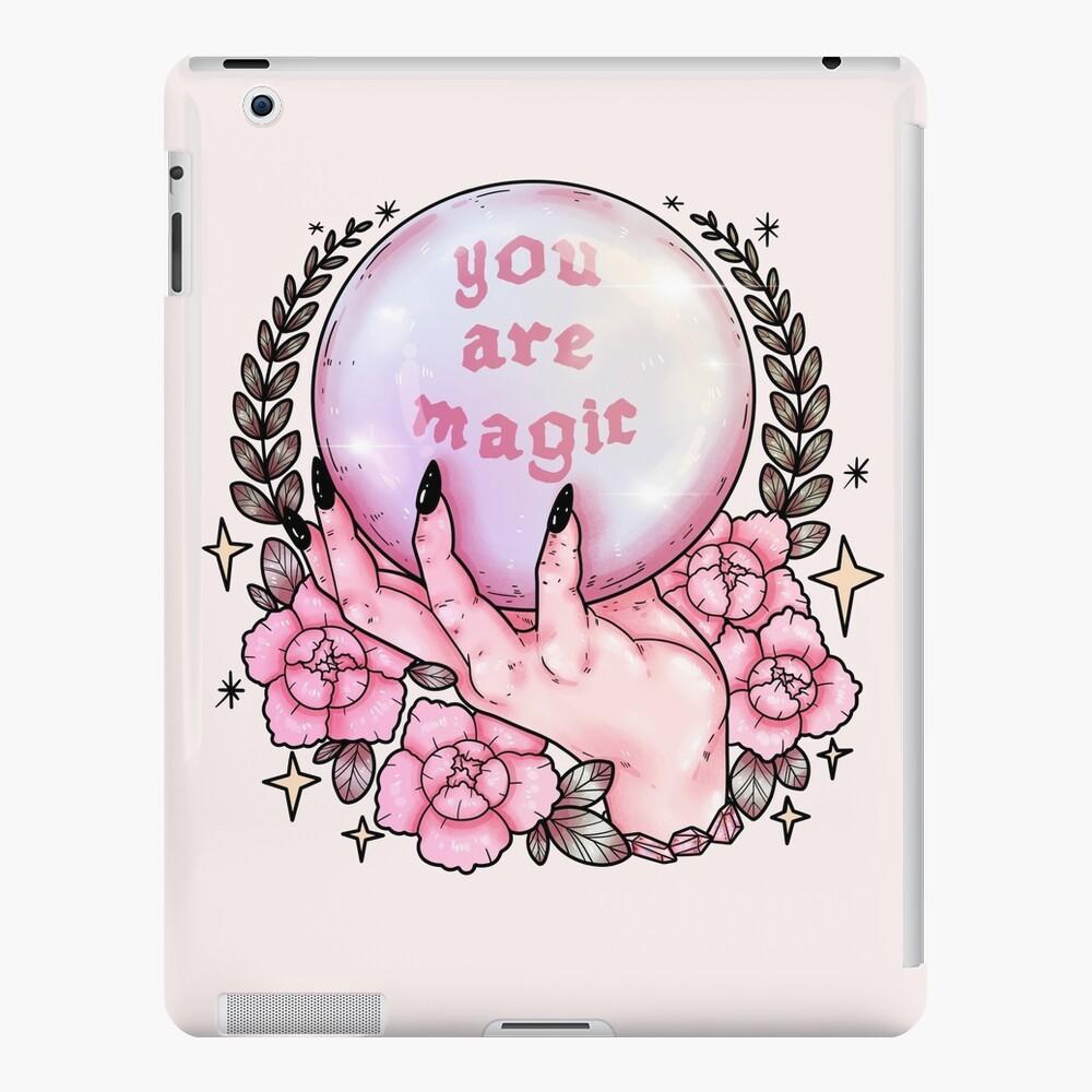 You Are Magic *pink* iPad Case & Skin
