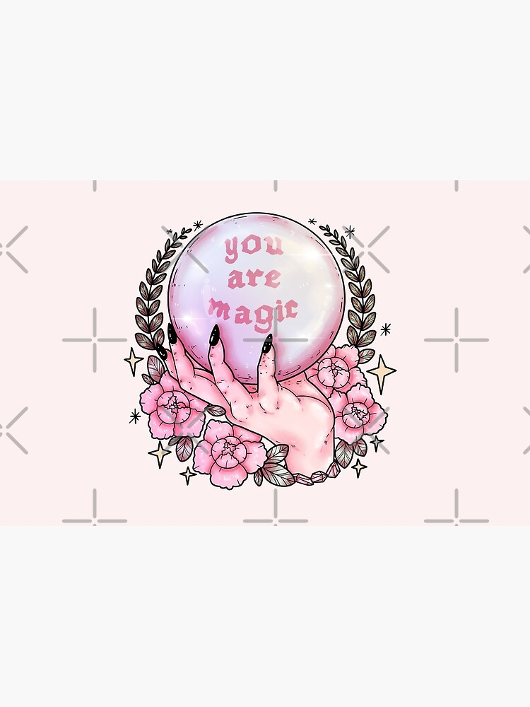 You Are Magic *pink* by nevhada