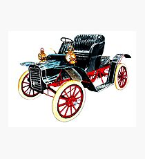 1910 Cadillac Photographic Print