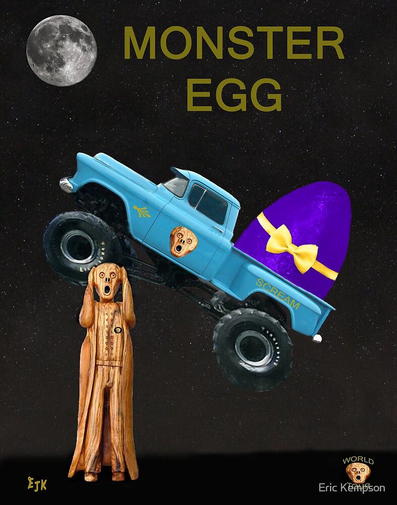Monster Eggs by Eric Kempson