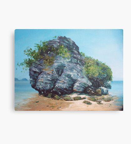 Thailand - again! Canvas Print