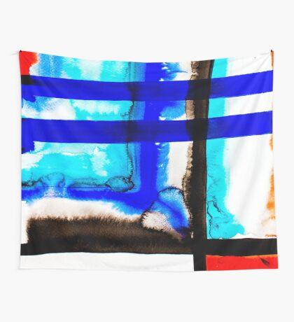 BAANTAL / Lines #5 Wall Tapestry