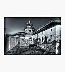 Abandoned Lighthouse Photographic Print