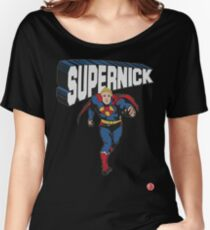 Supernick Women's Relaxed Fit T-Shirt