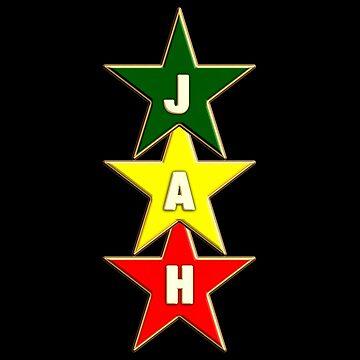 Jah Rasta Reggae by kashamo