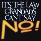 GRANDADS LAW 1 by Buckworth