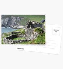 Ancient Irish Ruins Postcards