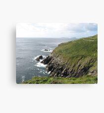 Rocky Coast of Ireland Canvas Print