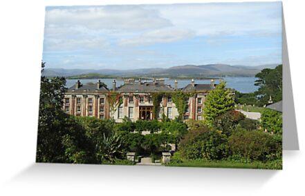 Bantry House Ireland by LVFreelancer