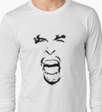 Scream! Long Sleeve T-Shirt