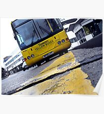 Yellow Bus Services  Poster