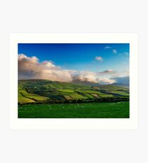 Dingle Peninsula Art Print