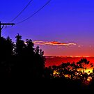 Sunrise At Allambie. Brisbane, Queensland, Australia. (2) by Ralph de Zilva